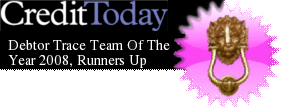 Debtor Trace Team of the Year